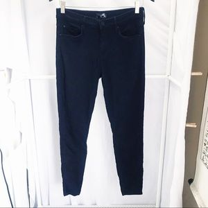 """MOTHER """"The Looker"""" Skinny Crop Jeans Size 29"""
